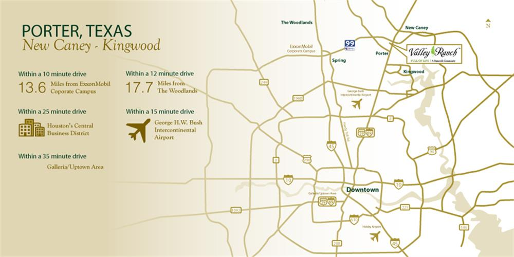 21124 American Yellowwood Porter Tx 77365 Har Com